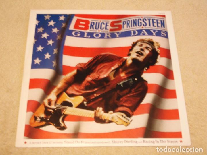 BRUCE SPRINGSTEEN – GLORY DAYS UK 1985 CBS (Música - Discos de Vinilo - Maxi Singles - Pop - Rock - New Wave Internacional de los 80)