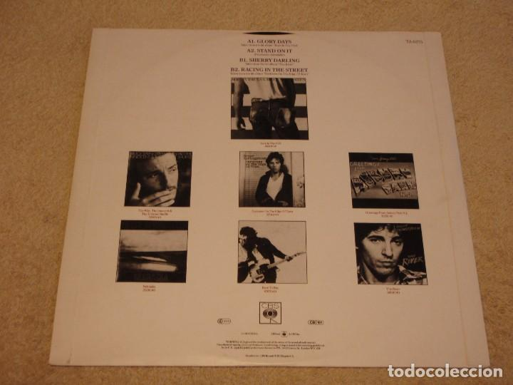 Discos de vinilo: Bruce Springsteen – Glory Days UK 1985 CBS - Foto 2 - 98878587