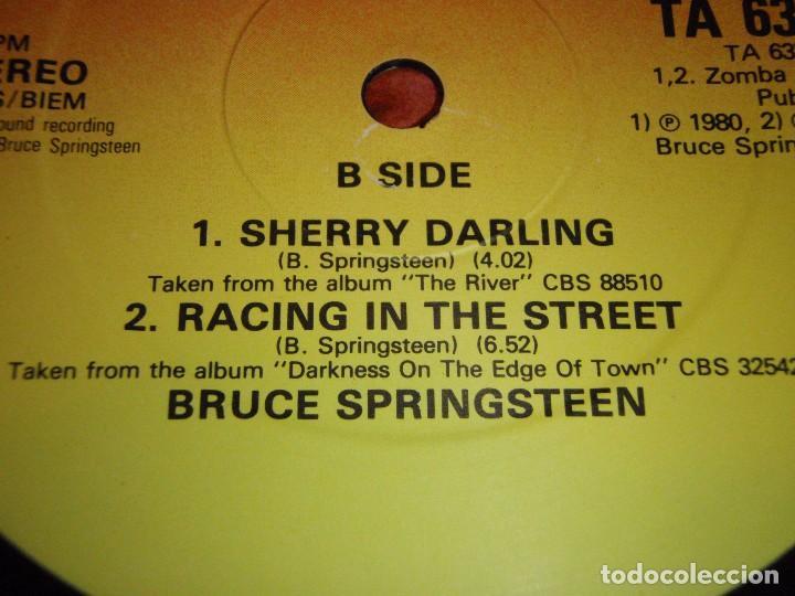 Discos de vinilo: Bruce Springsteen – Glory Days UK 1985 CBS - Foto 4 - 98878587