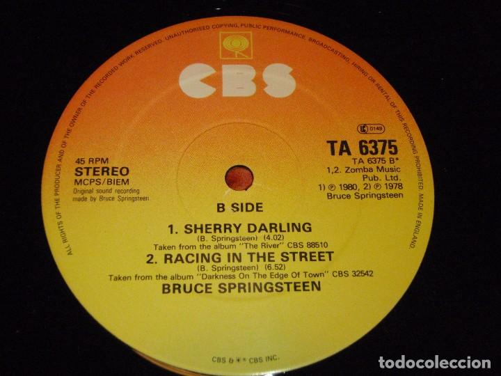 Discos de vinilo: Bruce Springsteen – Glory Days UK 1985 CBS - Foto 5 - 98878587