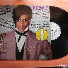 Discos de vinilo: LP VINILO PRINCE - CONTROVERSY 1981 WB COMO NUEVO ¡¡ PEPETO. Lote 98890663