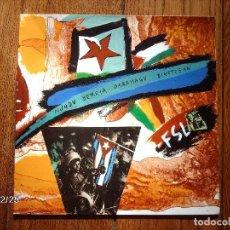 Discos de vinilo: HERTZAINAK - MUNDU BERRIA DARAMAGU BIHOTZEAN . Lote 98894987