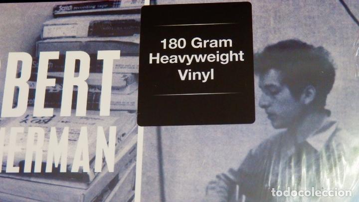 Discos de vinilo: BOB DYLAN * LP 180g * Robert Zimmerman Bob Dylan * Studio Recordings Nov.1961 Nov.1962 Precintado!! - Foto 3 - 118576658