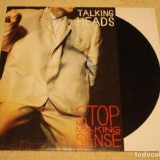 Discos de vinilo: TALKING HEADS ( STOP MAKING SENSE ) 1984 - GERMANY LP33 DMM. Lote 98931335