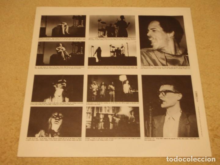 Discos de vinilo: TALKING HEADS ( STOP MAKING SENSE ) 1984 - GERMANY LP33 DMM - Foto 3 - 98931335