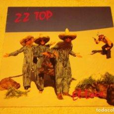 Discos de vinilo: ZZ TOP - EL LOCO 1981 - GERMANY LP WARNER BROS RECORDS. Lote 98932203