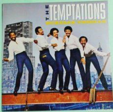 Discos de vinilo: LP - THE TEMPTATIOS - SURFACE THRILLS - ED GORDY - 8 CANCIONES - AÑO 1983. Lote 98959823