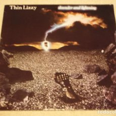 Discos de vinilo: THIN LIZZY ( THUNDER AND LIGHTNING ) 1983 - GERMANY LP33 VERTIGO. Lote 98968183