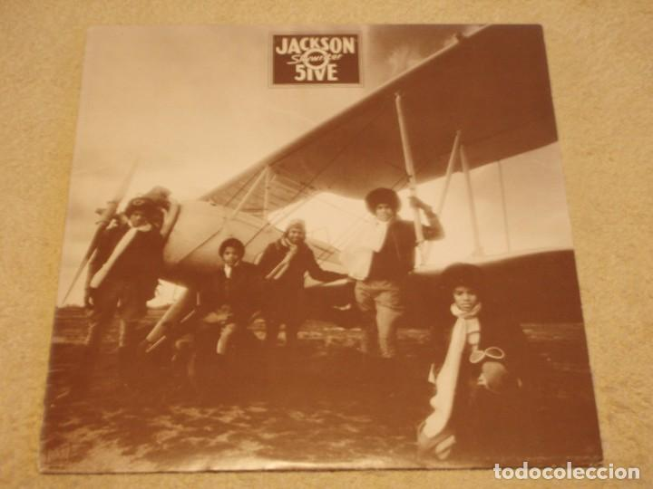 THE JACKSON 5 ( SKYWRITER ) 1973 - USA LP33 MOTOWN RECORDS (Música - Discos - LP Vinilo - Funk, Soul y Black Music)