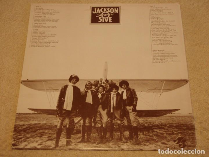 Discos de vinilo: THE JACKSON 5 ( SKYWRITER ) 1973 - USA LP33 MOTOWN RECORDS - Foto 2 - 98971679