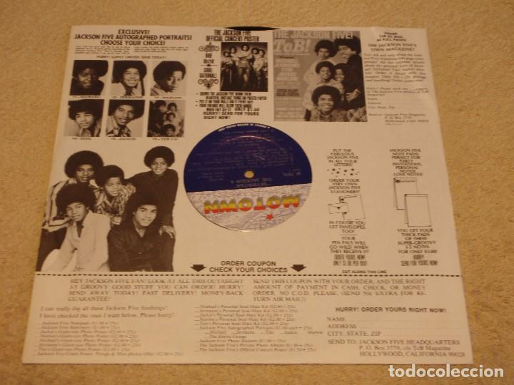 Discos de vinilo: THE JACKSON 5 ( SKYWRITER ) 1973 - USA LP33 MOTOWN RECORDS - Foto 4 - 98971679