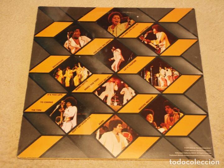 Discos de vinilo: THE JACKSON 5 ( GET IT TOGETHER ) USA-1973 LP33 MOTOWN RECORDS - Foto 2 - 98972271