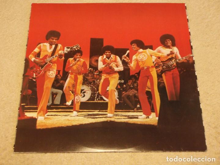 Discos de vinilo: THE JACKSON 5 ( GET IT TOGETHER ) USA-1973 LP33 MOTOWN RECORDS - Foto 3 - 98972271