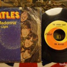 Discos de vinilo: THE BEATLES SINGLE USA. Lote 98977378