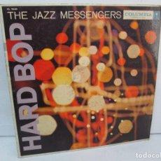 Discos de vinilo: THE JAZZ MESSENGERS. HARD BOP. LP VINILO. COLUMBIA. VER FOTOGRAFIAS ADJUNTAS. Lote 98979083
