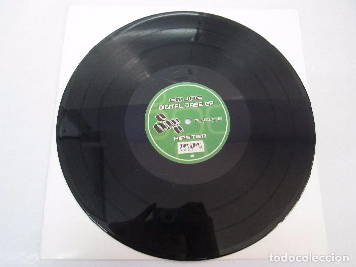 Discos de vinilo: EMJAE. DIGITAL DA2E EP. A. HIPSTER. L. CAPRICORN. LP VINILO. RELEASE RECORDS. VER FOTOGRAFIAS - Foto 3 - 98980723