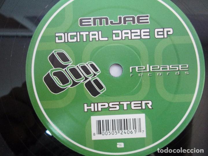 Discos de vinilo: EMJAE. DIGITAL DA2E EP. A. HIPSTER. L. CAPRICORN. LP VINILO. RELEASE RECORDS. VER FOTOGRAFIAS - Foto 4 - 98980723
