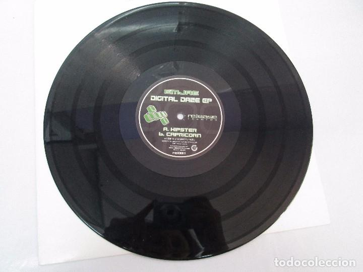 Discos de vinilo: EMJAE. DIGITAL DA2E EP. A. HIPSTER. L. CAPRICORN. LP VINILO. RELEASE RECORDS. VER FOTOGRAFIAS - Foto 5 - 98980723