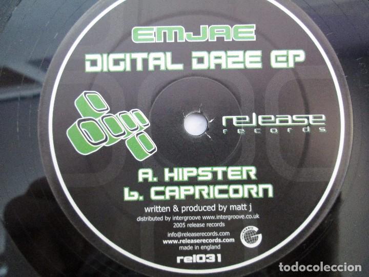 Discos de vinilo: EMJAE. DIGITAL DA2E EP. A. HIPSTER. L. CAPRICORN. LP VINILO. RELEASE RECORDS. VER FOTOGRAFIAS - Foto 6 - 98980723