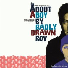 Discos de vinil: LP ABOUT A BOY OST BY BADLY DRAWN BOY VINILO. Lote 218770702