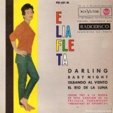 Discos de vinilo: ELIA FLETA, EP, DARLING + 3, AÑO 1962. Lote 99061395