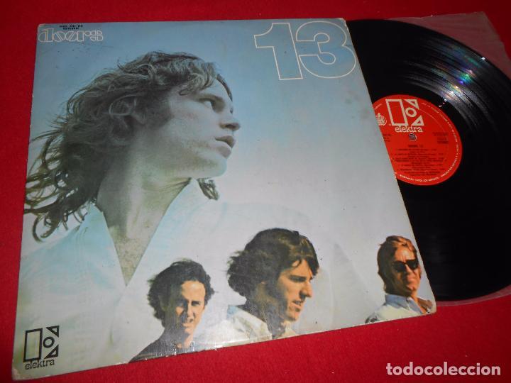 THE DOORS 13 LP 1971 ELEKTRA HKS 541-06 EDICION ESPAÑOLA SPAIN (Música -  sc 1 st  Todocolección & the doors 13 lp 1971 elektra hks 541-06 edicion - Comprar Discos LP ...