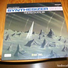 Discos de vinilo: SYNTHESIZER GREATEST MAXI SINGLE........................P. Lote 99084843