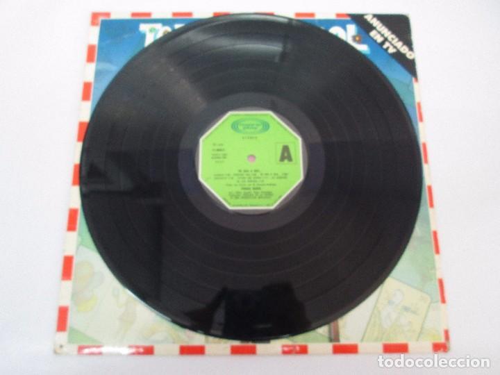 Discos de vinilo: TERESA RABAL DE OCA A OCA. DEDICADO POR LA CANTANTE. LP VINILO. MOVIEPLAY 1981. VER FOTOGRAFIAS - Foto 3 - 99089695
