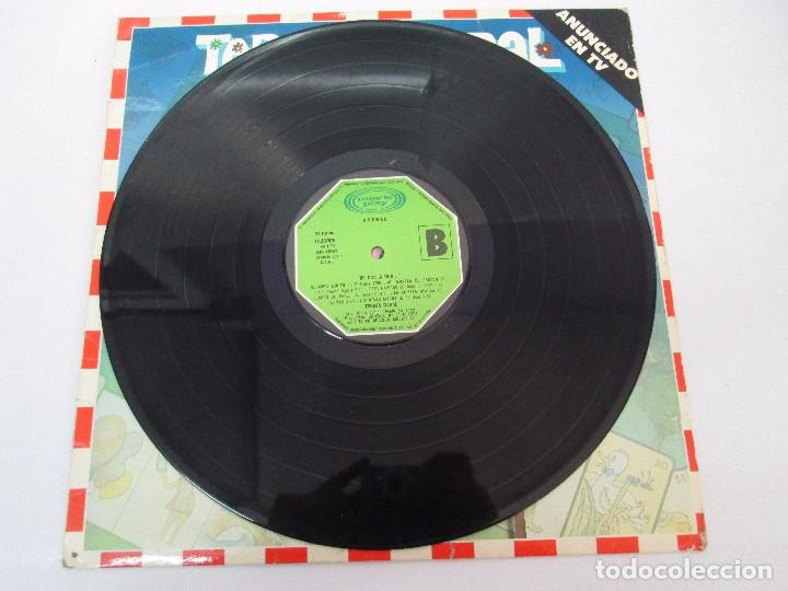 Discos de vinilo: TERESA RABAL DE OCA A OCA. DEDICADO POR LA CANTANTE. LP VINILO. MOVIEPLAY 1981. VER FOTOGRAFIAS - Foto 5 - 99089695