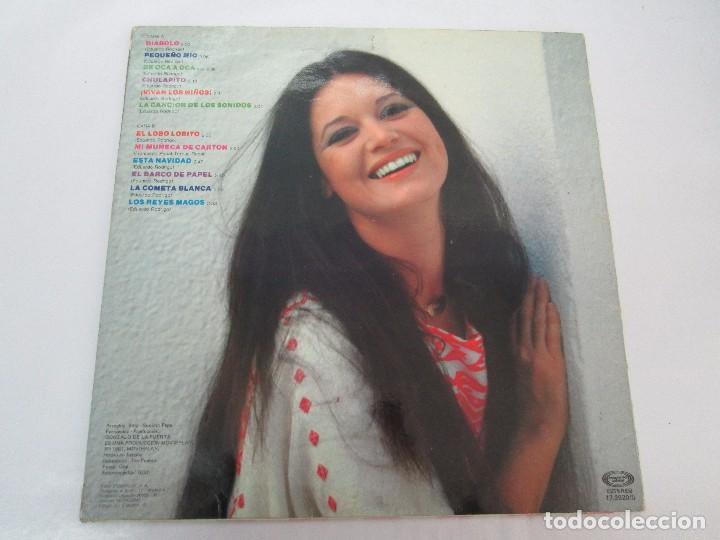 Discos de vinilo: TERESA RABAL DE OCA A OCA. DEDICADO POR LA CANTANTE. LP VINILO. MOVIEPLAY 1981. VER FOTOGRAFIAS - Foto 8 - 99089695