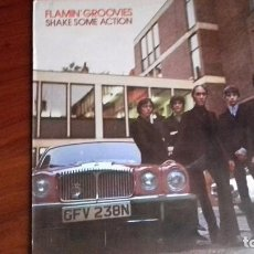 Discos de vinilo: FLAMIN' GROOVIES - SHAKE SOME ACTION - 1976 . Lote 99101803