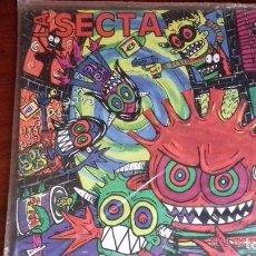 Discos de vinilo: LA SECTA. LP. WILD WEEKEND. INDIE PRIMEROS 90. Lote 99102539