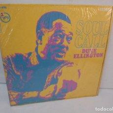 Discos de vinilo: SOUL CALL. DUKE ELLINGTON. LP VINILO. VERVE RECORDS. VER FOTOGRAFIAS ADJUNTAS. Lote 99103063