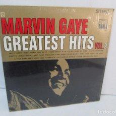 Discos de vinilo: MARVIN GAYE. GREATEST HITS VOL 2. LP VINILO. TAMLA 1967. VER FOTOGRAFIAS ADJUNTAS. Lote 99103223