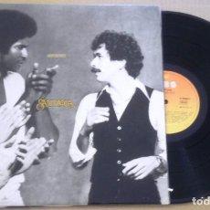 Discos de vinilo: SANTANA - INNER SECRETSLP CBS 1978 - COMO NUEVO. Lote 99139495