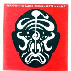 Discos de vinilo: JEAN-MICHEL JARRE - THE CONCERTS IN CHINA (2XLPS, VINILO, POLYDOR 1982). Lote 99149247