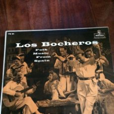 Discos de vinilo: LOS BOCHEROS. Lote 99150555