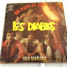 Discos de vinilo: LOS DIABLOS. Lote 99150699
