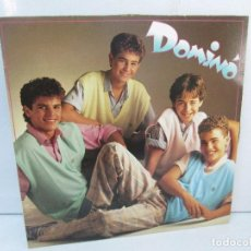 Discos de vinilo: DOMINO. LP VINILO. CBS 1985. VER FOTOGRAFIAS ADJUNTAS. Lote 99152943