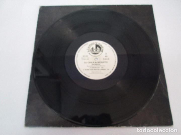 Discos de vinilo: WONDER PRESENTA DJ CERLA AND MORATTO. LP VINILO. BLANCO Y NEGRO 1965. VER FOTOGRAFIAS - Foto 5 - 99154311