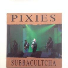 Discos de vinilo: PIXIES – SUBBACULTCHA - LP- 1991-. Lote 99163183