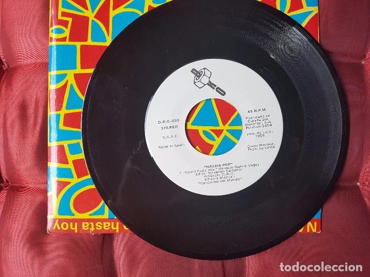 Discos de vinilo: Nacha pop vinilo .No puedo mirar. - Foto 2 - 99166499