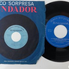 Discos de vinilo: CONJUNTO LIVERPOOL 1966 HULLY GULLY FUNDADOR. Lote 99172971