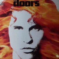 Discos de vinilo: THE DOORS LP BANDA SONORA EDICION INGLESA BSO THE DOORS JIM MORRISON. Lote 99192415