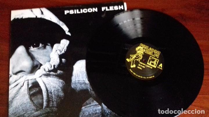 Discos de vinilo: Psilicon Flesh- Psilicon Flesh - Foto 4 - 99196387