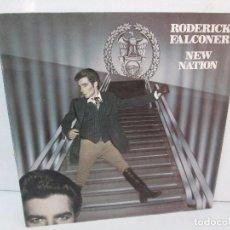 Discos de vinilo: RODERICK FALCONER. NEW NATION. LP VINILO. UNITED ARTISTS RECORDS 1976. VER FOTOGRAFIAS ADJUNTAS. Lote 99196891