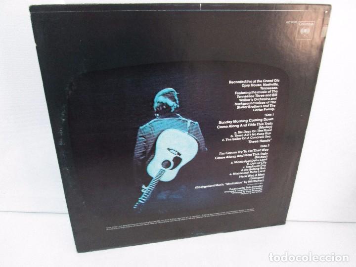 Discos de vinilo: JOHNNY CASH. THE JOHNNY CASH SHOW. LP VINILO, COLUMBIA RECORDS. VER FOTOGRAFIAS ADJUNTAS - Foto 9 - 99197043