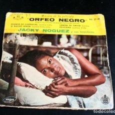 Discos de vinilo: ORFEO NEGRO. Lote 99204123