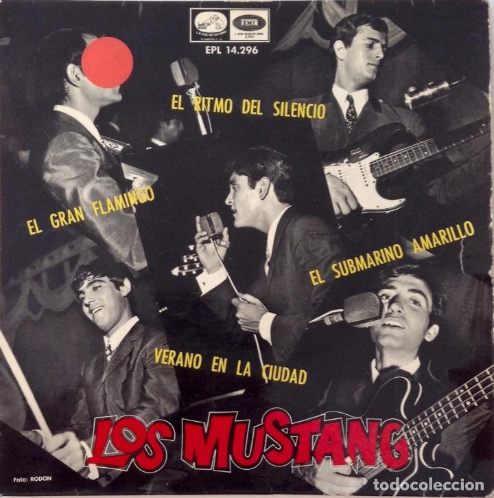 Discos de vinilo: Los Munstang versiones Submarino Amarillo The Beatles Paul Simons... - Foto 1 - 99205603