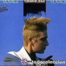 Discos de vinilo: DESIRELESS, VOYAGE VOYAGE, MAXI-SINGLE SPAIN 1987. Lote 137015521